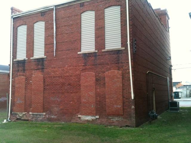 Thomson/McDuffie County Jail House