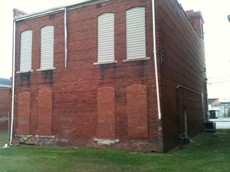 Thomson/McDuffie County Jail House